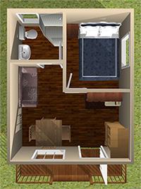 Ассортимент мобильных домов
